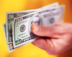 Handing your money over to SQL Azure.