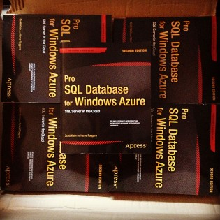 Book Review: Pro SQL Database for Windows Azure
