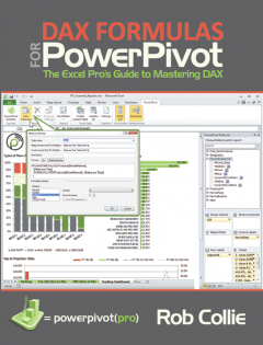 Book Review: DAX Formulas for PowerPivot