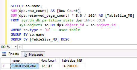 find_table_size_in_MASD