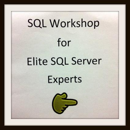 SQL Server vSphere workshop at VMware