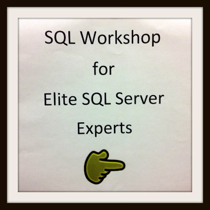 SQL Server vSphere workshop at VMware