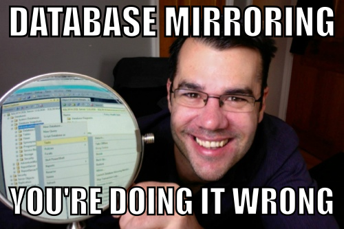 db-mirror-meme