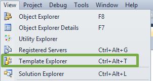 template_explorer