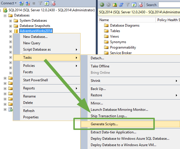 how to recreate sql server statistics in a different environment